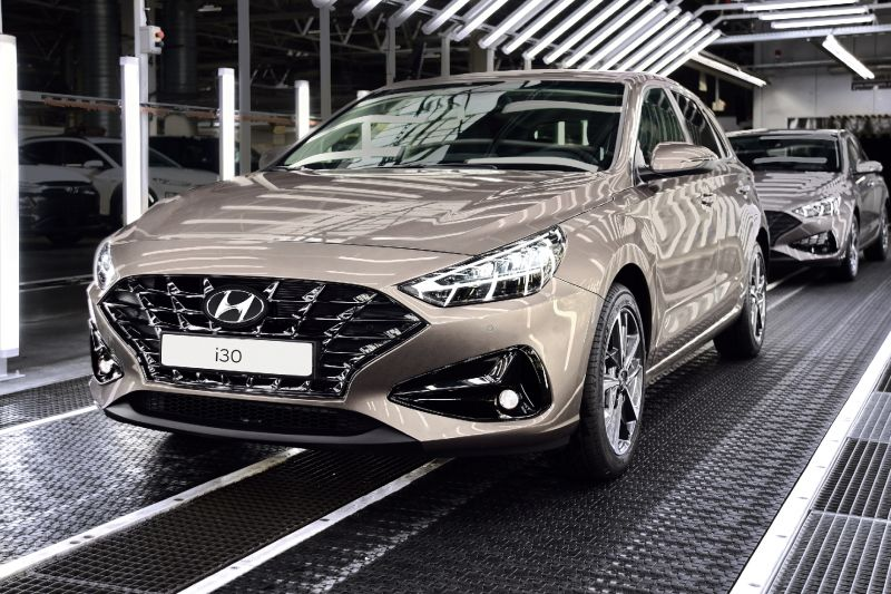 Hyundai mulai produksi i30
