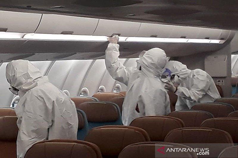 Garuda siapkan tes cepat COVID-19 untuk penumpang