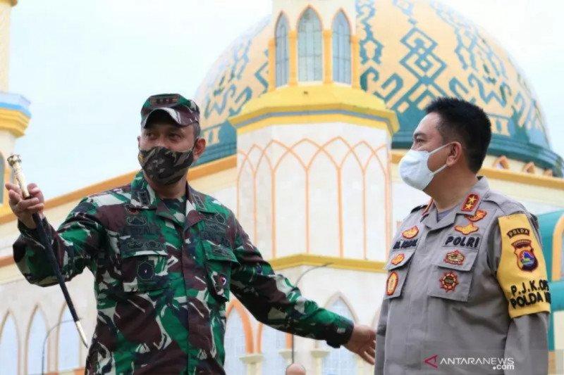 Kapolda: Perayaan Idul Fitri di NTB kondusif