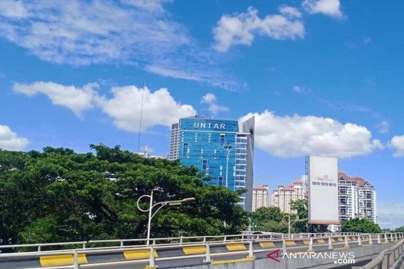 Alhamdulillah, kualitas udara Jakarta membaik saat Idul Fitri