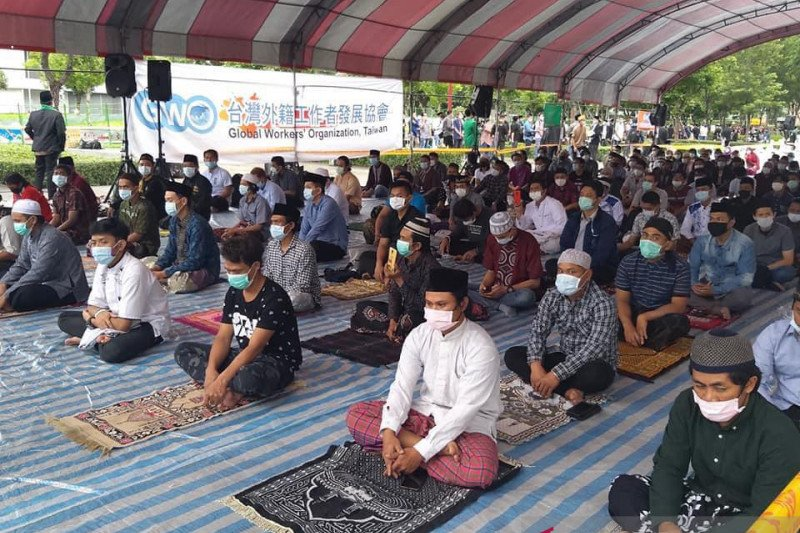 MUI: Utamakan Shalat Idul Fitri di rumah