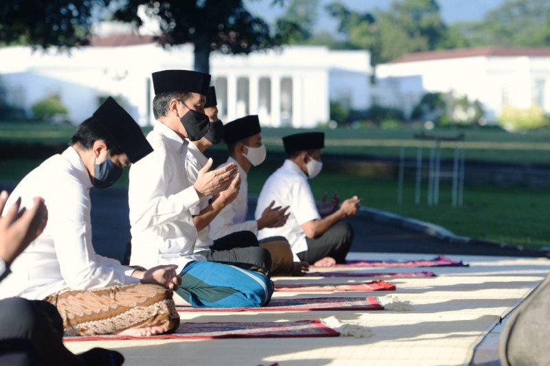 Ketika Istana tidak merayakan Idul Fitri tahun ini