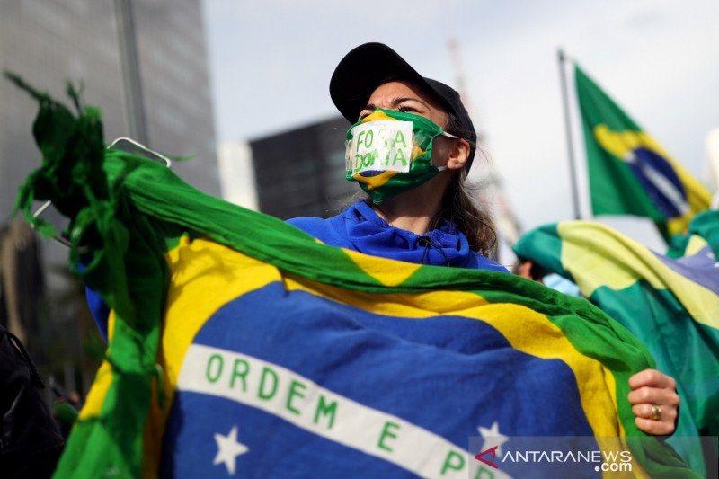 Amerika Latin sumbang 30 persen kematian global akibat corona