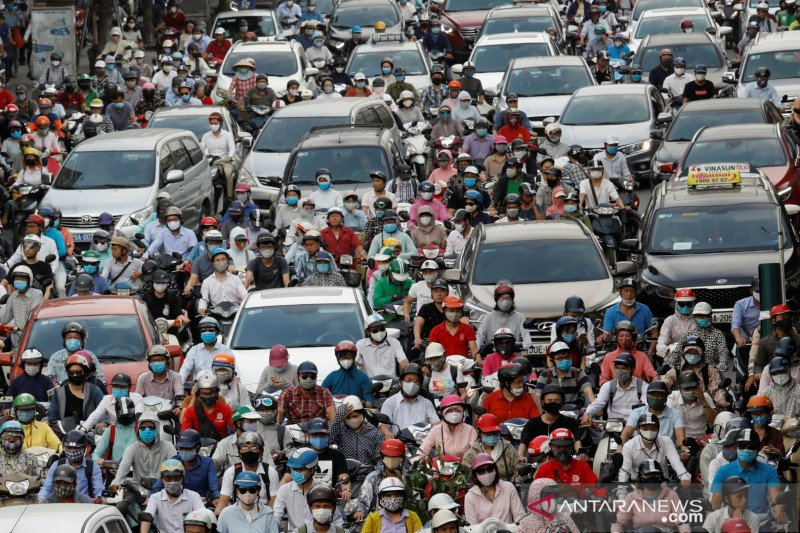 Vietnam sebut wabah virus corona menyebar di dua provinsi