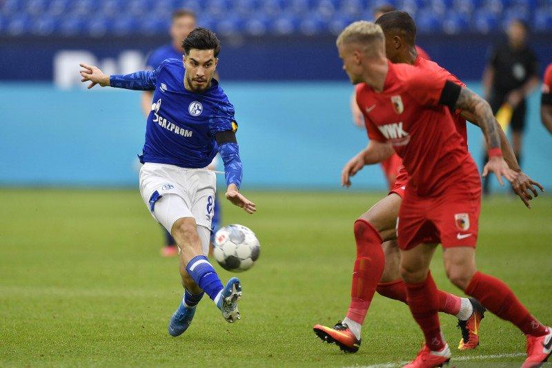 Cedera, Schalke kehilangan pemain tersuburnya Serdar sampai akhir musim