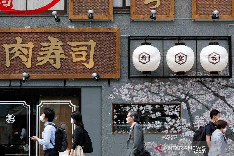 Status darurat corona dicabut, warga Jepang hadapi normal baru
