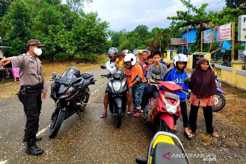 Bupati Bartim tindaklanjuti petunjuk Gubernur Kalteng terkait pengetatan perbatasan