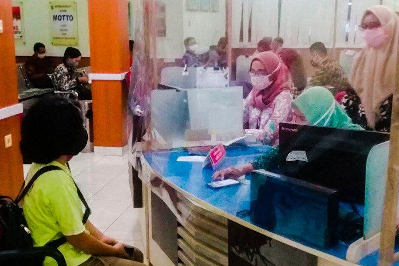 Pelayanan publik Pemkot Yogyakarta langsung ramai dikunjungi warga