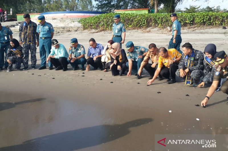 UPT Conservation buys Sea Turtle eggs from fishermen to prevent extinction