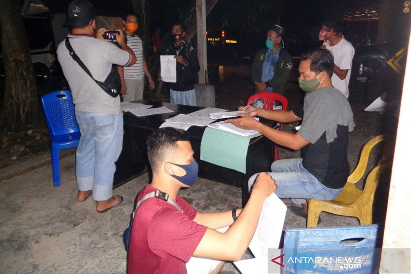 Polisi  tahan 13 orang diduga pelaku kekerasan petugas PSBB di Buol