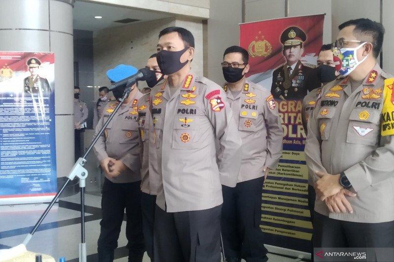 Polri-TNI kerahkan personel edukasi masyarakat terapkan protokol kesehatan