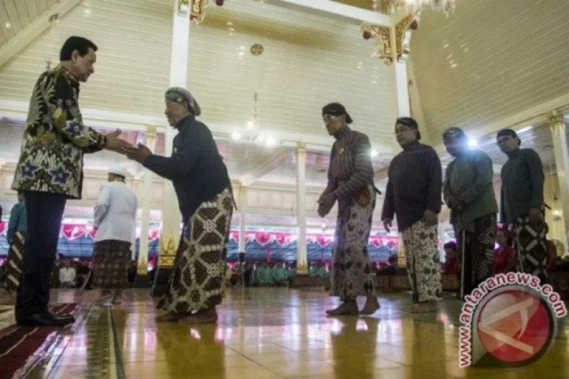 """Sultan HB X tiadakan """"open house"""" pada Lebaran 2020"""