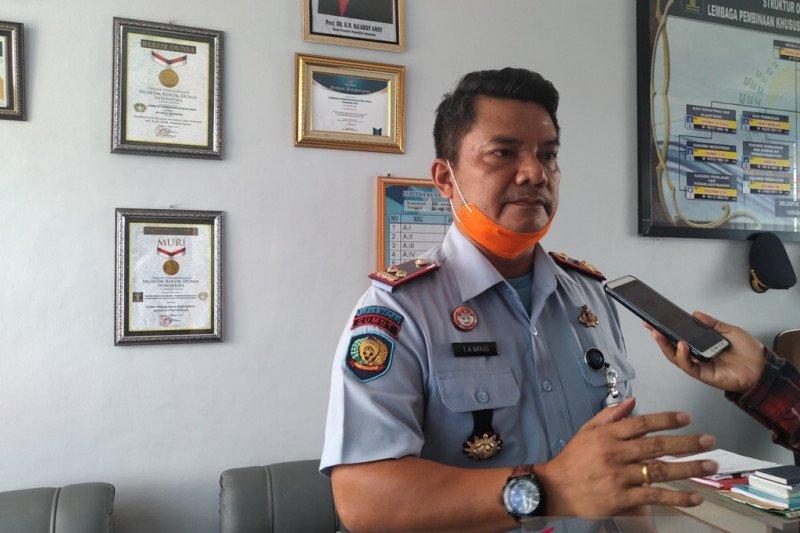 Sebanyak 49 warga binaan LPKA Tanjung Pati dapat remisi