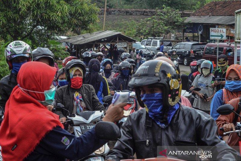 Pemprov Jawa Barat perketat pengawasan perbatasan untuk bendung arus balik