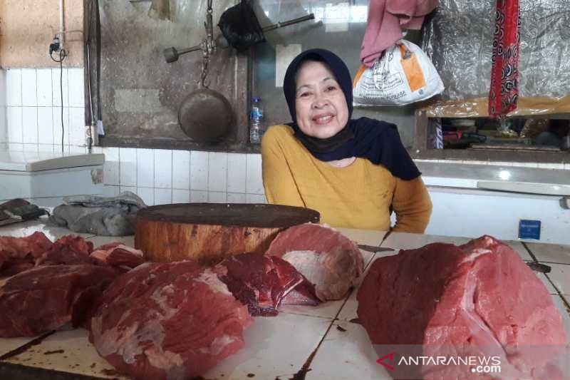 Harga daging sapi pasca-Lebaran di Temanggung  turun