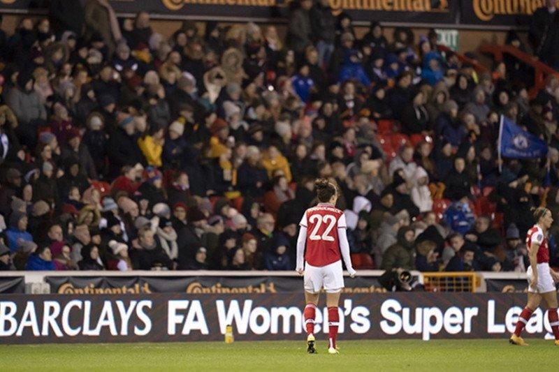 FA putuskan akhiri musim kompetisi Liga Super Wanita