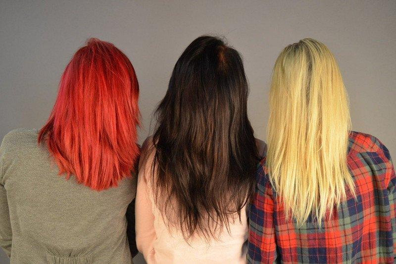 Ini inovasi untuk masalah rambut berwarna yang cepat pudar