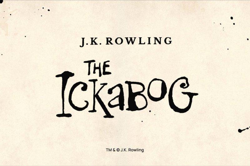 Bocoran buku baru JK Rowling berjudul The Ickabog