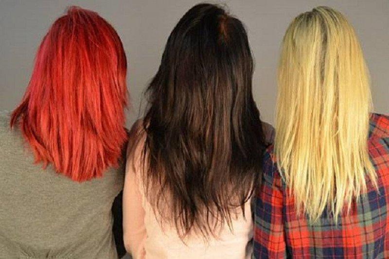 Tips merawat rambut yang diwarnai supaya tetap awet