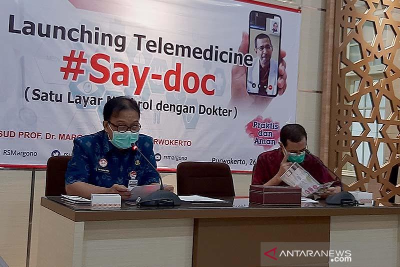 RSMS Purwokerto luncurkan layanan telemedis, mudahkan warga saat wabah