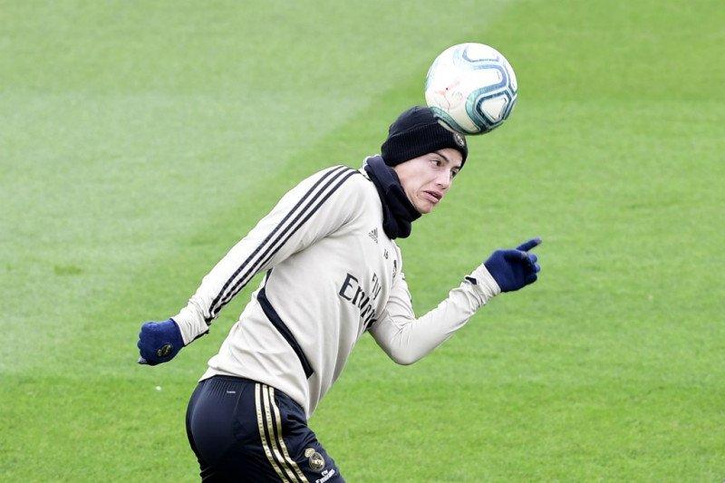 James Rodriguez ingin bergabung dengan Atletico Madrid