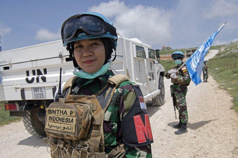 Pada forum ASEAN, Menlu Retno Marsudi bahas peran perempuan dalam perdamaian