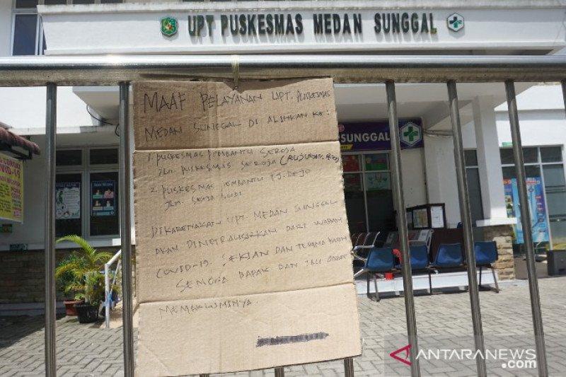 Puskesmas di Medan ditutup karena pegawainya terpapar COVID-19