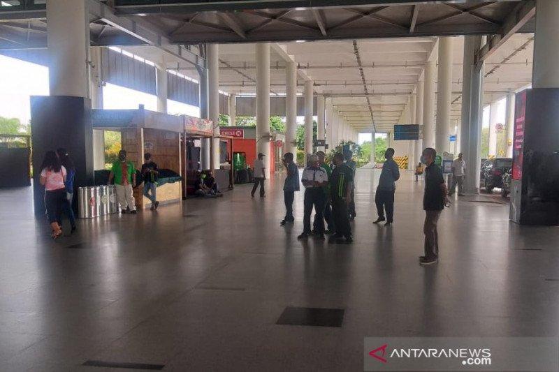 Penumpang domestik di Bandara  Kualanamu mulai ramai
