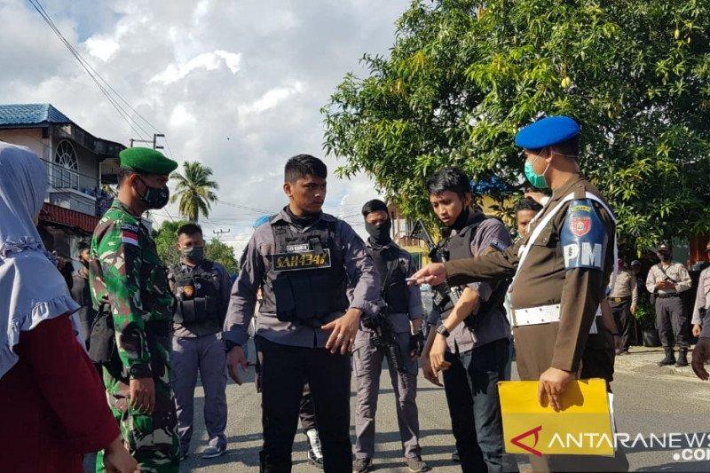 Seorang oknum TNI penembak warga ditahan Den POM