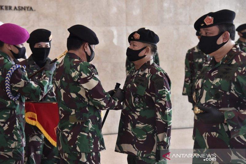 Panglima pimpin sertijab tiga jabatan strategis di TNI