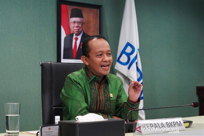 Kepala BKPM Bahlil tekankan seharusnya RI tidak bergantung pada negara lain