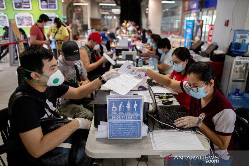 Ekonomi Filipina jatuh ke dalam resesi