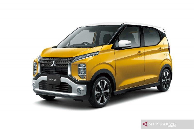 Mobil mungil Mitsubishi raih skor tertinggi di JNCAP