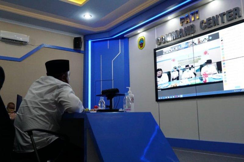 Pemkab Pati gelar halalbihalal virtual