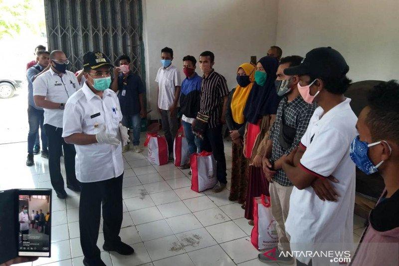 Mahasiswa Kupang dapat bantuan sembako dari Presiden
