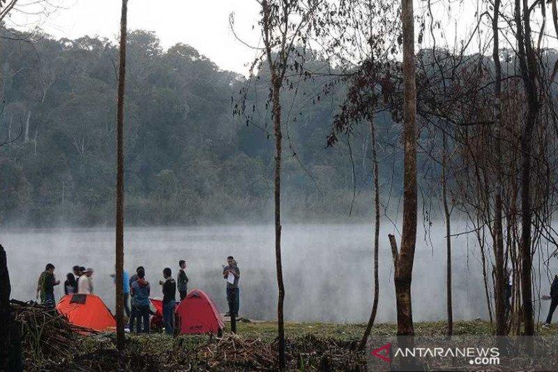 TNLL  masih tutup obyek wisata Danau Tambing