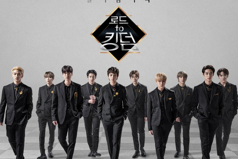 "Golden Child tersingkir dari kompetisi ""Road To Kingdom"""
