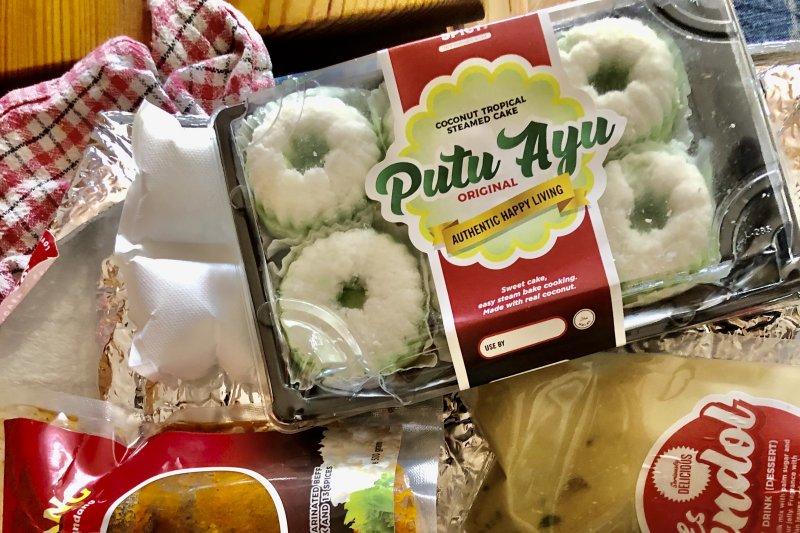 Bisnis kuliner Indonesia secara daring marak di tengah corona di Inggris