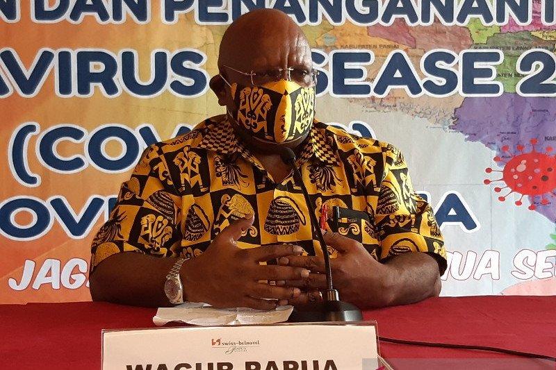 Wagub Papua Klemen Tinal: Penerapan normal baru harus ...