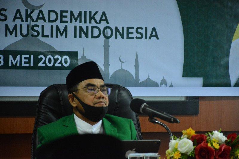 Kampus UMI Makassar kembali dibuka bagi pimpinan dan karyawan