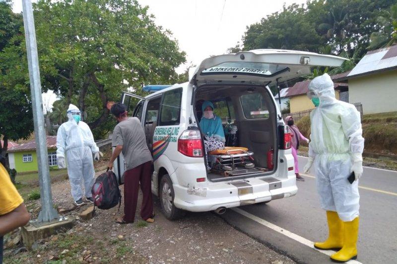 Empat warga Gorontalo Utara positif tes cepat jalani karantina