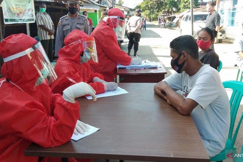 Kasus positif COVID-19 di Papua Barat terbanyak di Kota Sorong
