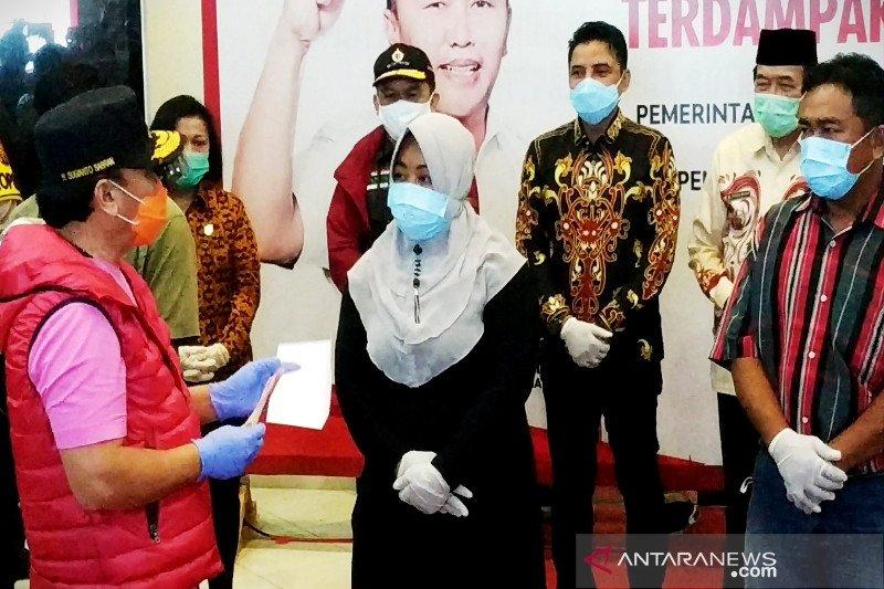 Pemprov Kalteng kucurkan Rp90,3 miliar untuk warga terdampak COVID-19