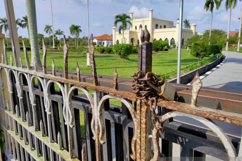 Istana Siak di Riau segera dibuka sambut normal baru, setelah dua bulan ditutup
