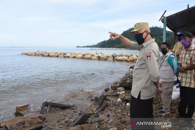 Ini kawasan wisata bahari yang akan dikembangkan Pemkot Padang dengan anggaran Rp35 miliar
