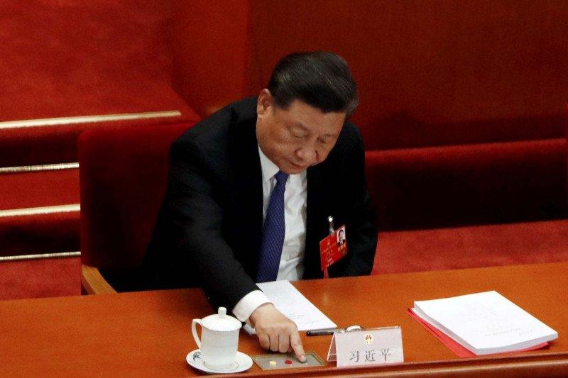 Presiden China Xi Jinping sampaikan selamat kepada Biden