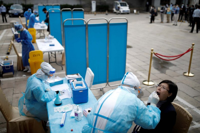 China laporkan lagi kasus baru COVID-19