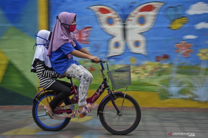 Sepeda bakal jadi pilihan moda transportasi saat normal baru