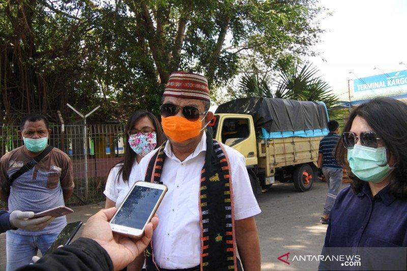 Pasien transmisi lokal COVID-19 di Kota Kupang bertambah