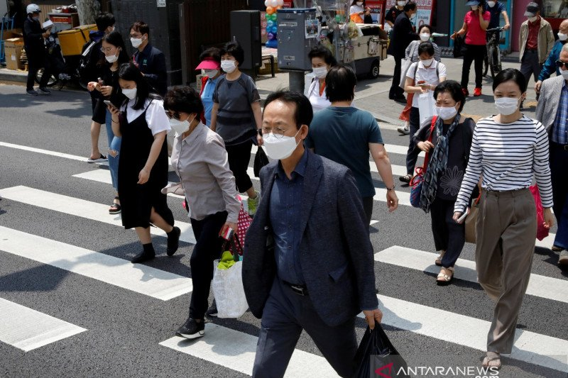 Korea Selatan berjuang lawan gelombang kedua infeksi virus corona